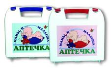 Аптечка Мамы и малыша АППОЛО