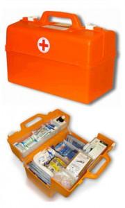 Комплект медицинский для оказания первой помощи пострадавшим при пожаре в образовательных учреждениях