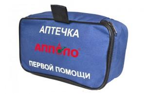Аптечка первой помощи работникам (сумка одноярусная)